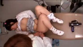 歯医者に来たロリっ子JSを麻酔で眠らせて処女を頂いちゃう鬼畜歯科医