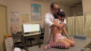 お腹が痛いと病院にきたロリ少女を生ハメレイプする鬼畜医師 | ミニロリ倶楽部