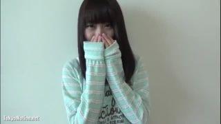 可愛い顔してエッチな事が大好きな黒髪JCと戯れる動画 | ミニロリ倶楽部